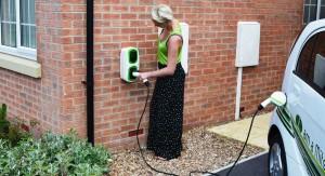 ricarica auto elettriche usate
