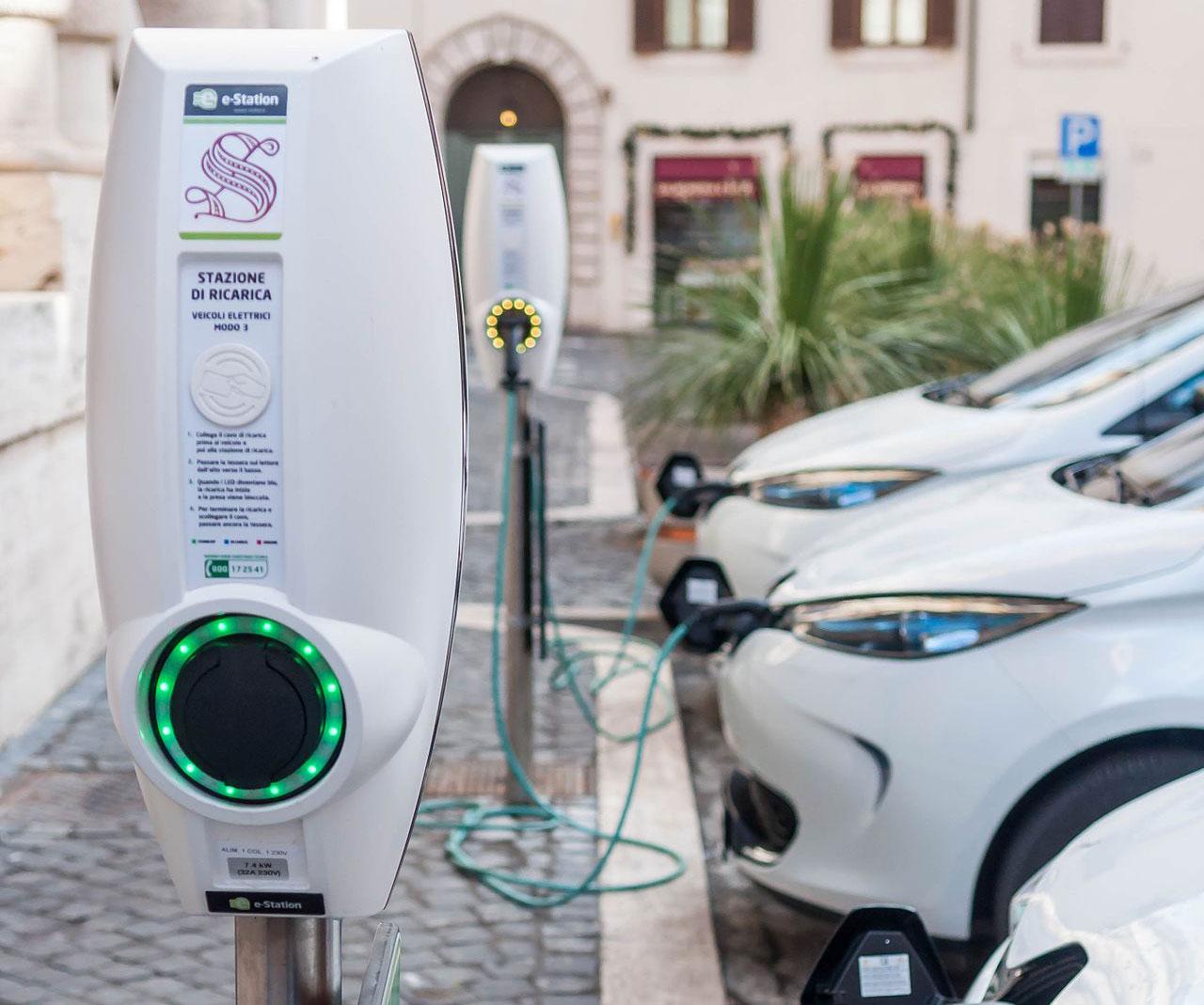 auto elettriche usate