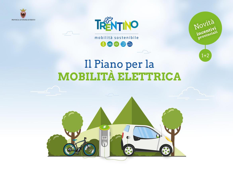 Incentivi per colonnine di ricarica in Provincia di Trento